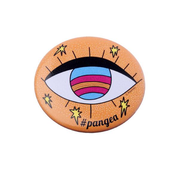 Pins-A-cura Occhio Regalo Pangea