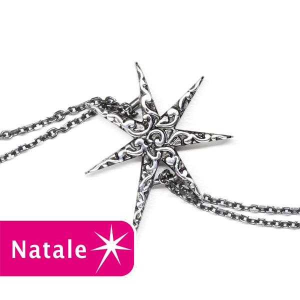 Natale Regalo Pangea Bracciale silver stella