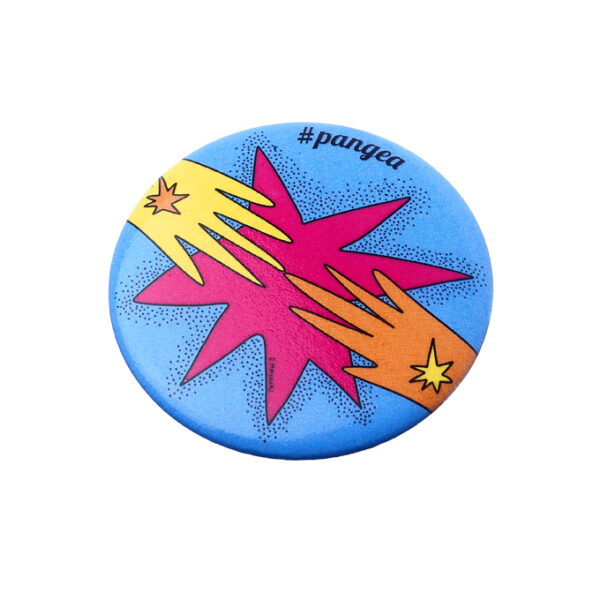 Pins-A-cura Mani-Stella bomboniera Pangea