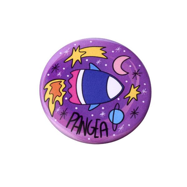 Pins-B-viaggio Astronave Regalo Pangea