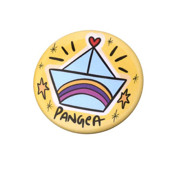 Pins-B-viaggio Barchetta Regalo Pangea